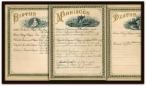 GenealogyMagazine Family Bible Records