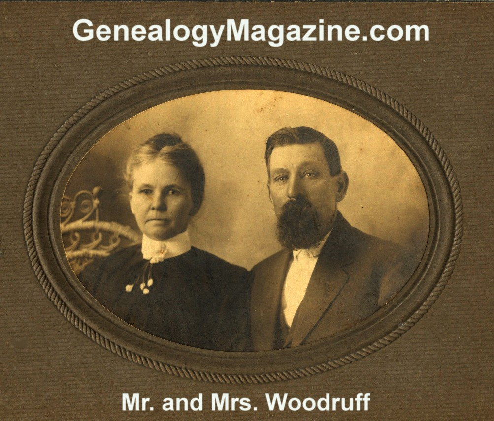 WOODRUFF, Mr and Mrs