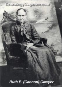 CAWYER, Ruth Cannon