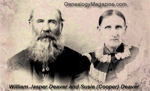 DEAVER, William Jasper