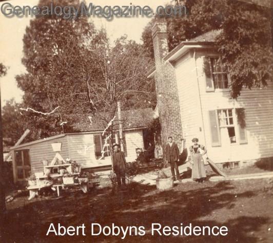 DOBYNS, Albert Residence