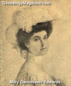 EDWARDS, Mary Gansevoort