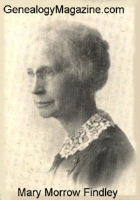 FINDLEY, Mary Morrow