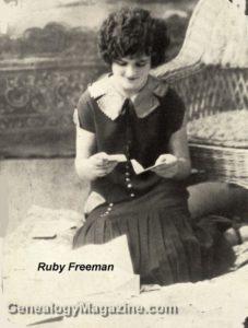 FREEMAN, Ruby