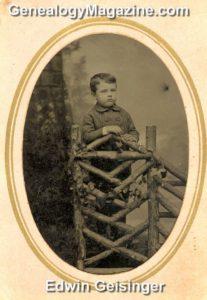 GEISINGER, Edwin 1