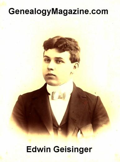 GEISINGER, Edwin 2