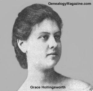 HOLLINGSWORTH--Grace