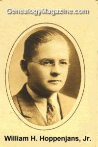 HOPPENJANS, William H Jr