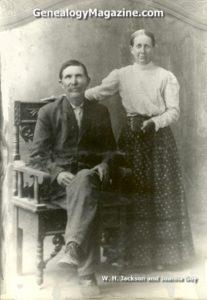 JACKSON, W H and Joanna Guy