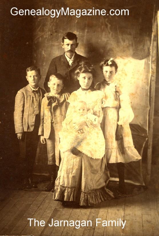 JARNAGAN, Family