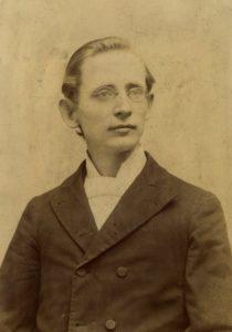 JOHNSON, F M Rev