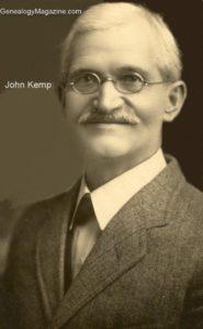 KEMP--John