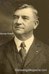 KNAUFF--George