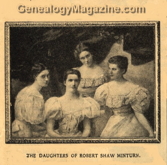 MINTURN, Daughters
