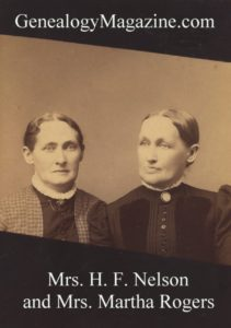 NELSON, H F Mrs