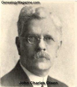 OLSEN, John Charles