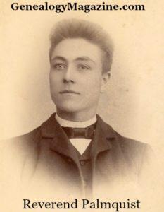 PALMQUIST, Reverend 2