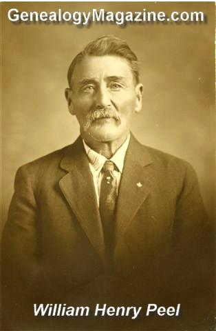 PEEL, William Henry 1