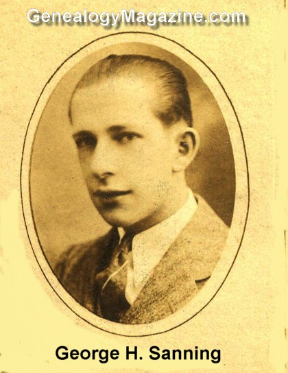 SANNING, George H