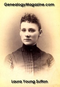 SUTTON, Laura Young