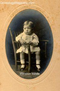 WHITE, Winston