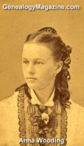 WOODING, Anna