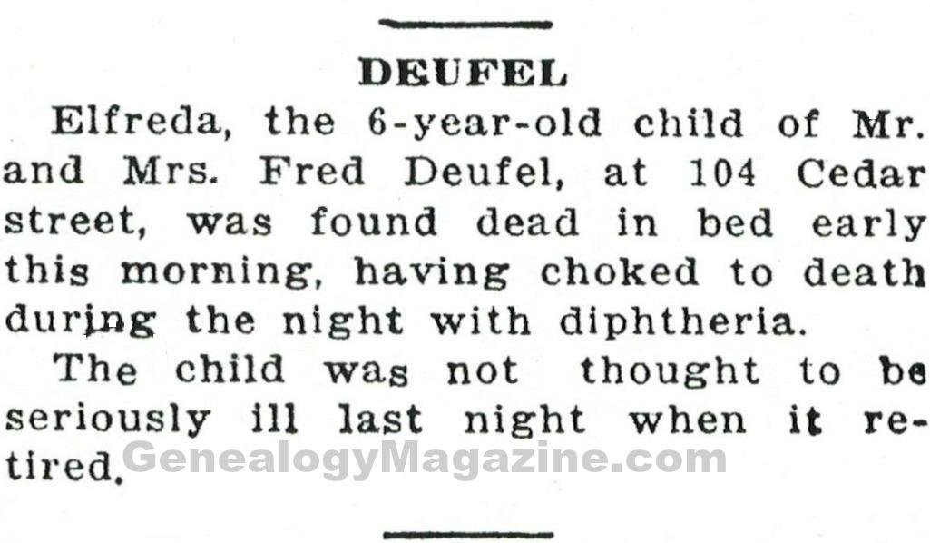 DEUFEL, Elfreda 2