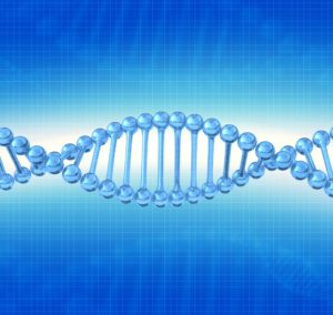 DNA Illustration:dna,body,health,chain,blue,illustration,background,hospital,human,man,mirror,3d,render
