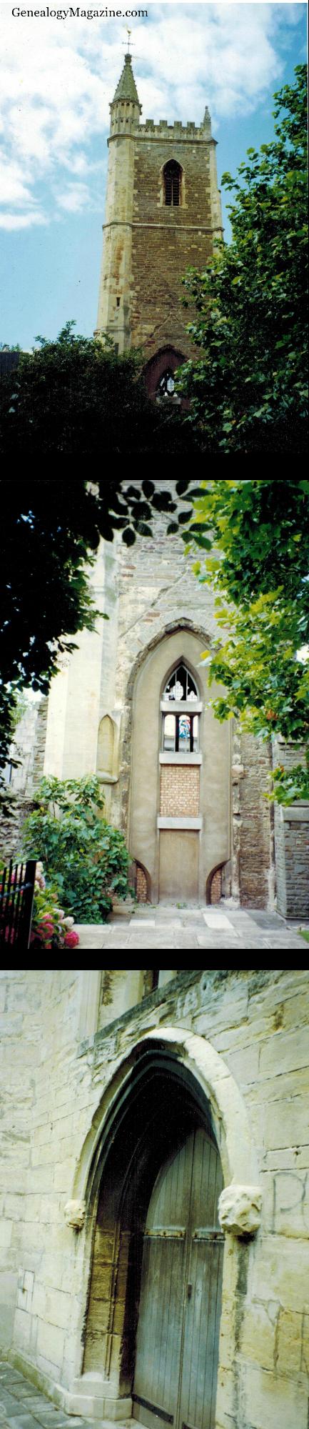 St Mary Le Port Church photos