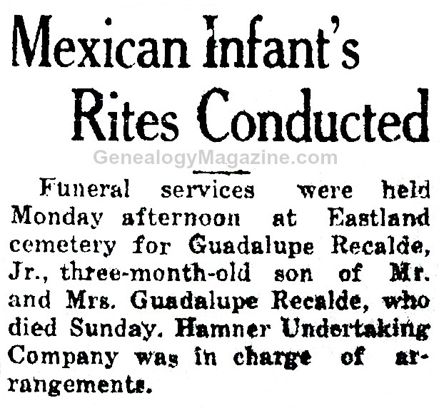 RECALDE, Guadalupe Jr obituary 2